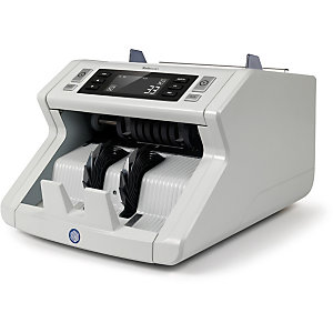 Safescan 2250 Contador automático de dinero, gris