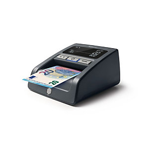 SAFESCAN Détecteur électronique de faux billets portatif 155-S, 7 modes de détection - Coloris Noir