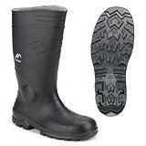 Safety S5 Wellington boot - black