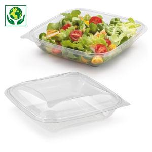 Saladier plastique carré