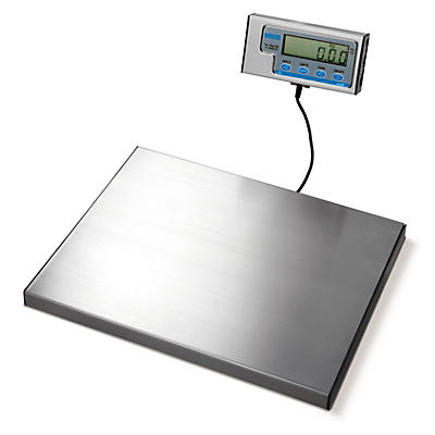 Salter Brecknell electronic bench weighing scales