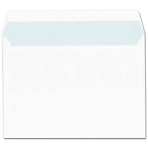 SAM Sobre empresarial, 360 x 260mm, autoadhesivo, papel offset, blanco