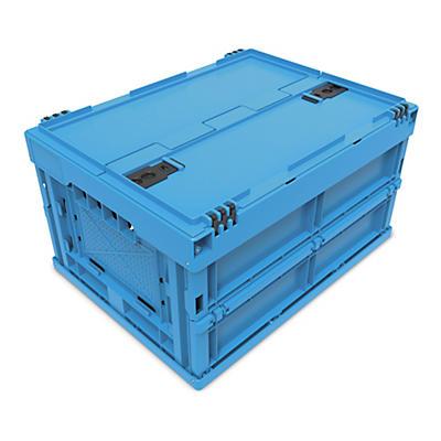 Sammenklappelig kasse med eller uden låg