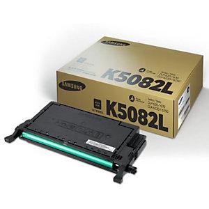 Samsung Cartouche de tonerCLT-K5082L, SU188A, (pack de1), grande capacité, noir