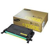 Samsung CLT-Y5092L, SU532A, Tóner Original, Amarillo, Alta Capacidad, Paquete Unitario
