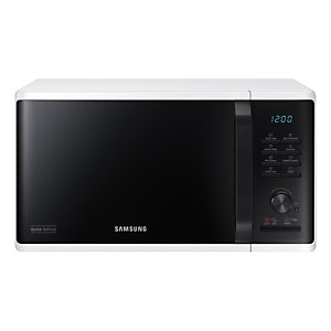 Samsung Four micro-ondes solo MS23K3515AW  - 23 L - Blanc