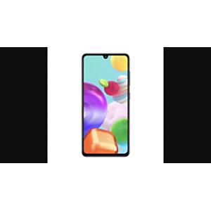 "Samsung Galaxy A41 SM-A415F, 15,5 cm (6.1""), 1080 x 2400 Pixeles, 4 GB, 64 GB, 48 MP, Negro SM-A415FZKDEUB"