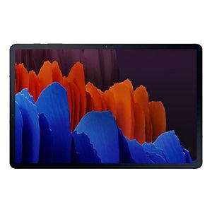 "Samsung Galaxy Tab S7+ 5G SM-T976B, 31,5 cm (12.4""), 2800 x 1752 pixels, 128 Go, 6 Go, Android 10, Noir SM-T976BZKAEUH"
