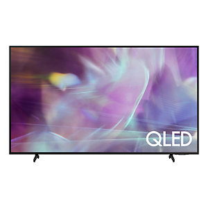 "Samsung Series 6 Q60A, 109,2 cm (43""), 3840 x 2160 Pixeles, LED, Smart TV, Wifi, Negro QE43Q60AAUXXC"