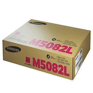 Samsung TonerCLT-M5082L, SU322A, (pack de1), grande capacité, magenta