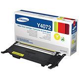 Samsung Toner CLT-Y4072S, SU472A, Giallo, Pacco singolo