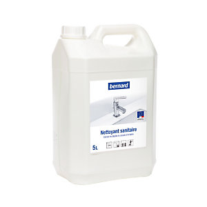Sanitaire reiniger Bernard krachtige ontkalker 5 L