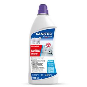 SANITEC BAKTERIO Disinfettante, Pino balsamico, Flacone 1000 ml