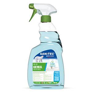 SANITEC Green Power Scioglicalcare, Flacone spray 750 ml