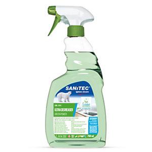 SANITEC Green Power Sgrassatore universale, Flacone spray 750 ml