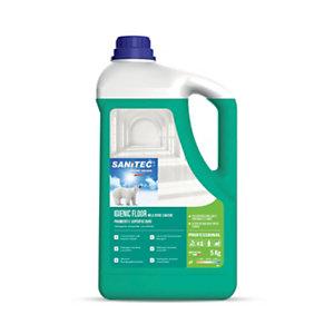 SANITEC Igienic Floor Detergente universale concentrato, Mela verde e Bacche, Tanica 5 kg