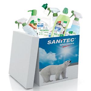 SANITEC Kit Detergenza professionale Green Power