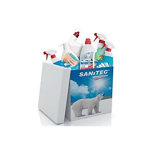 SANITEC MAGIC BOX Kit Detergenza Disinfezione