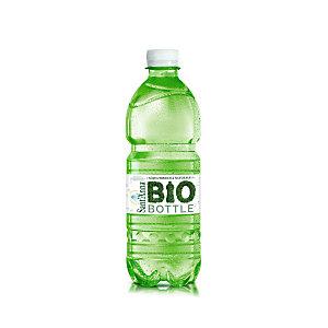 Sant Anna di Vinadio Bio Bottle Acqua minerale, Naturale, Bottiglia PLA BIO, 500 ml (confezione 24 pezzi)