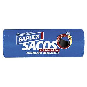 SAPLEX Bolsa de basura Multicapa 100 L.