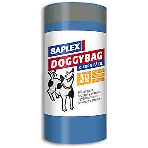 SAPLEX Bolsas doggybag para residuos caninos