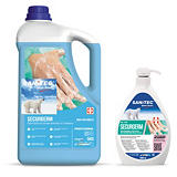 Sapone antibatterico sanificante Sanitec Securgerm