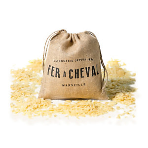 Sapone di Marsiglia Fer a Cheval, Scaglie 750 g