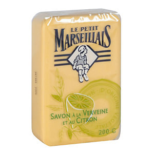 Savon Le Petit Marseillais parfum verveine citron 200 g