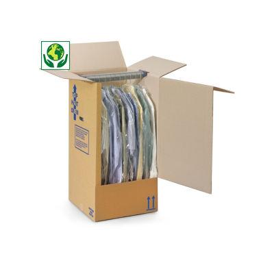 Scatole cartone per abiti