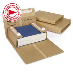 cf9d5dd58e Scatole fustellate per libri RAJABOOK PRO - Rajapack