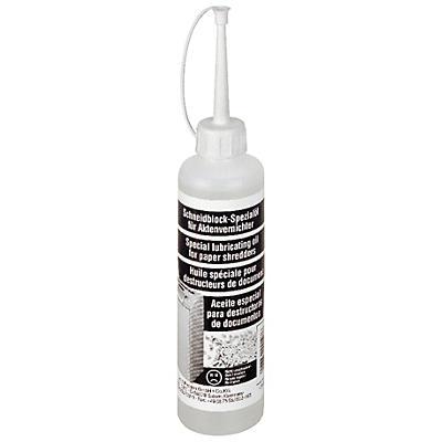 Schneidblock-Spezialöl