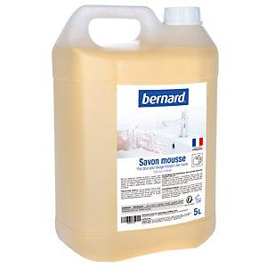 Schuimzeep Bernard parfum Orchidee, bus van 5 L