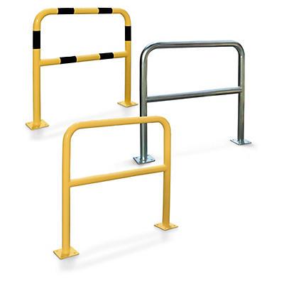 Barrières de sécurité acier##Schutzbügel mit Knieholm aus Stahl