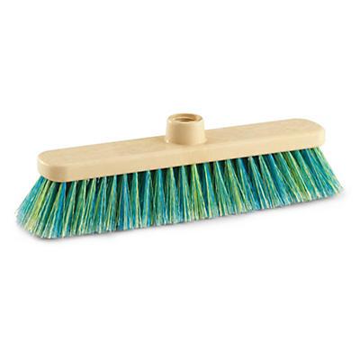 Scopa per pulire con setole in vinile per interni