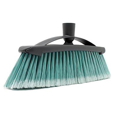 Scopa per pulizia con manico in metallo
