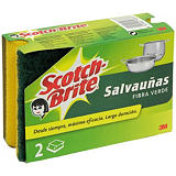 Scotch-Brite Salvauñas, verde