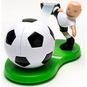 Scotch® C35 Fútbol Dispensador de cinta adhesiva con forma de jugador con 1 rollo de cinta invisible Magic™ de 19 mm x 7,5 m