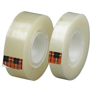 Scotch® Cinta 508 transparente 19mm x 33 m