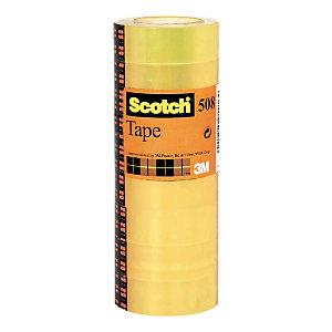 Scotch® Nastro 508 Trasparente 15 mm x 33 m