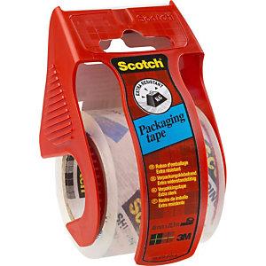 Scotch® Nastro da imballo Extra, 50 mm x 20 m, Polipropilene, Trasparente