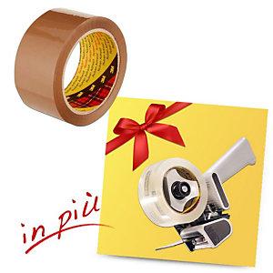 Scotch® Offerta 36 Nastri adesivi in PP 309 Avana + 1 Tendinastro H180 compreso nel prezzo