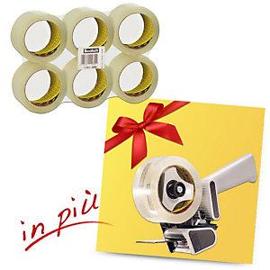 Scotch® Offerta 36 Nastri adesivi in PP 371 Trasparente + 1 Tendinastro H180 compreso nel prezzo