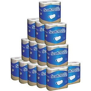 SCOTTONELLE Rotolo di carta igienica standard Ultra Small, 2 veli, 160 fogli (confezione 56 pezzi)