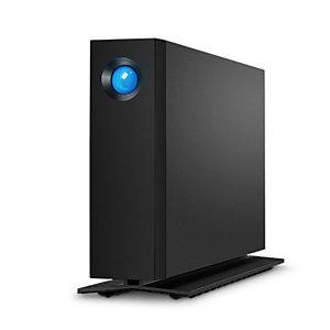 """Seagate Consumer LaCie d2 Professional, 8000 GB, 2.5"""", 3.2 Gen 1 (3.1 Gen 1), 7200 RPM, Negro STHA8000800"""