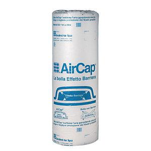 Sealed Air® Pellicola a bolle d'aria in rotolo, 0,75 x 40 m, Trasparente