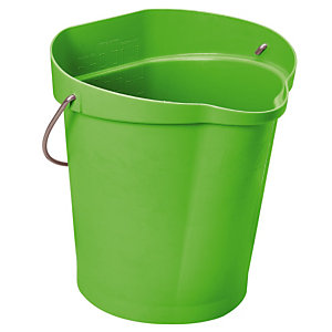 Seau alimentaire Vikan 12 L vert