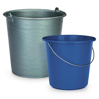 Seaux rigides de 5 ou 12 litres