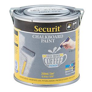 Securit® Vernice acrilica effetto lavagna, 250 ml, Grigio