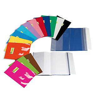 SEI ROTA Coprimaxi LF - A4 - PVC -  laccato - cover - fucsia - Sei Rota