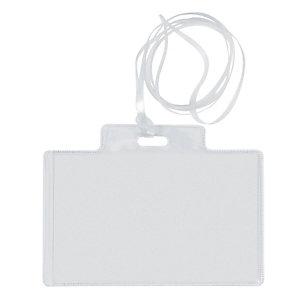 SEI ROTA Portanome Pass 3 E C - cordoncino - 9,5x6 cm - Sei Rota - conf. 100 pezzi
